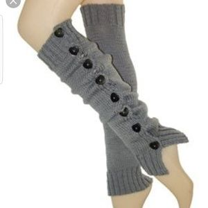 Betsey Johnson Leg Warmers